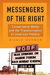 In this book, Ms. Hemmer writes her detailed investigation on the use of media by the conservative right and how they've used it to manipulate their way into the mainstream.