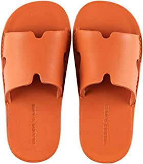 Ladies bath slippers, EVA soft bottom non-slip swimming pool slippers outdoor beach sandals and slippers indoor floor slippers