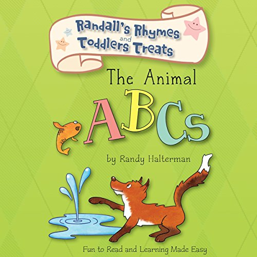 The Animal ABCs audiobook cover art