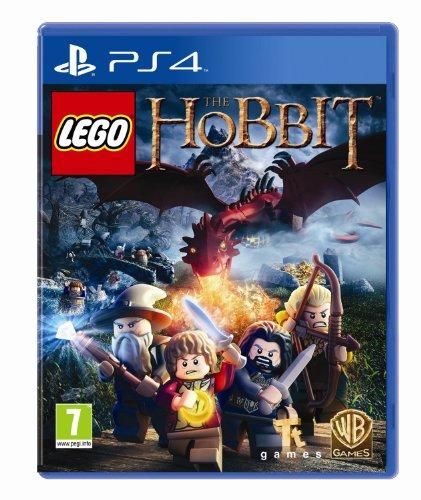 Lego Hobbit (PS4) - [Edizione: Regno Unito]