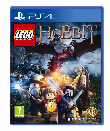 Warner Game Interactive Ps4 Lego The Hobbit (Eu)