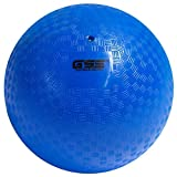 GSE Games & Sports Expert 8.5-inch/10-inch Classic Inflatable Playground Balls (Several Colors Available)