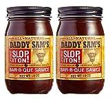 Daddy Sam s BBQ Sauce Gluten Free (Original Sauce, 2 Jars)