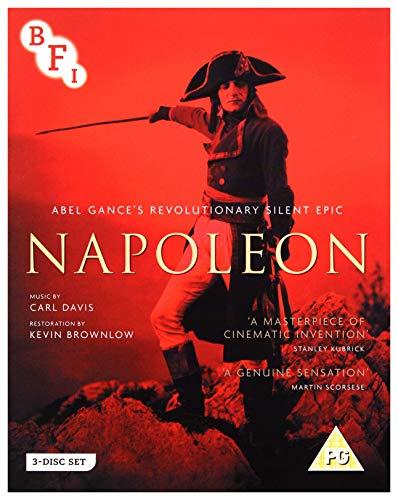 Napoleon [Blu-ray] [UK Import]