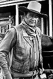 John Wayne - Stare Poster Drucken (60,96 x 91,44 cm)