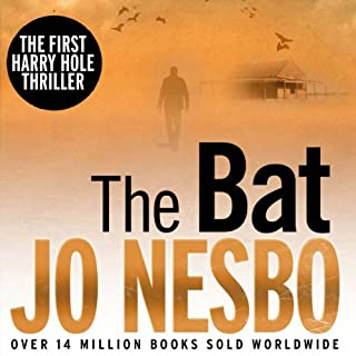 The Bat     The First Inspector Harry Hole Novel              By:                                                                                                                                 Jo Nesbø                               Narrated by:                                                                                                                                 John Lee                      Length: 9 hrs and 39 mins     1,866 ratings     Overall 3.9