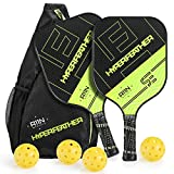 Best Pickleball Paddles - A11N HyperFeather SE Pickleball Paddles Set of 2 Review