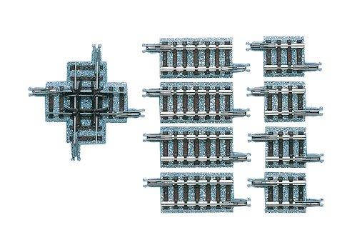 TOMIX N travers?e ferroviaire ? ?cartement 1324 X37-90 (F) (train auxiliaire) (japan import)