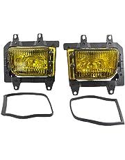 WOVELOT 2 szt. samochodowe światła przeciwmgielne lampy montażowe zamiennik dla E30 serii 3 1985-1993 63171385945 63171385946