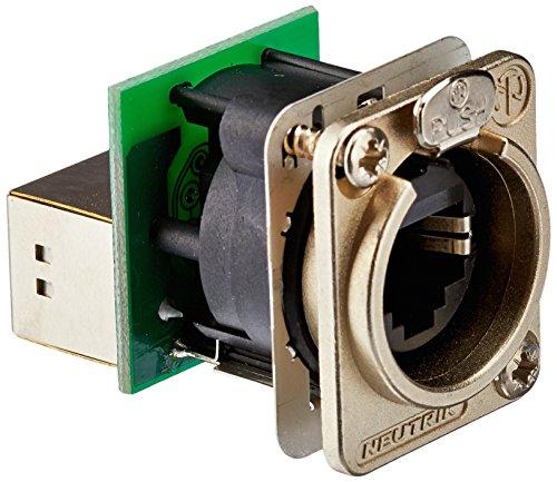 Neutrik NE8FDP - Enchufe de cable Ethernet (RJ-45)