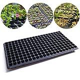 Waroomss 200 Tazze Vassoi per la germinazione Kit,Seed Sprouter Vassoio germinazione vasso...