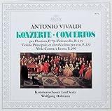 Vivaldi Konzerte per Flautino p.79 , Violoncello P.434 , P.222 , P.266