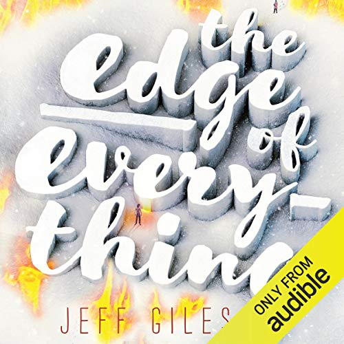 The Edge of Everything audiobook cover art