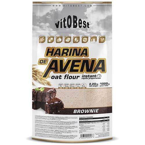 Vit.O.Best Harina De Avena 1 Kg Tiramisu 500 g