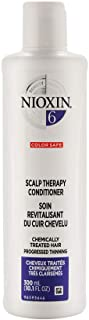Nioxin Scalp Therapy Conditioner, System 6 (Chemicially Treated Hair/Progressed Thinning)