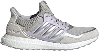 adidas Womens Ultraboost DNA S&L Running Sneakers Shoes - Grey,Silver