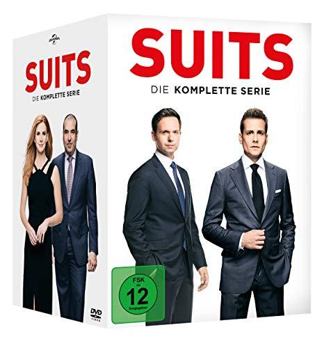 Suits - Die komplette Serie (34 Discs)