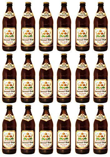 Brauerei Hummel - Räucherla (18 Flaschen) I Bierpaket von Bierwohl