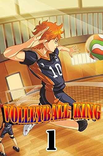 Volleyball King: Vol - 1 (English Edition)