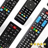 GRUNKEL - Mando A Distancia TELEVISIÓN GRUNKEL - Mando TELEVISOR GRUNKEL Mando A Distancia para GRUNKEL - Compatible Todas Las Funciones GRUNKEL