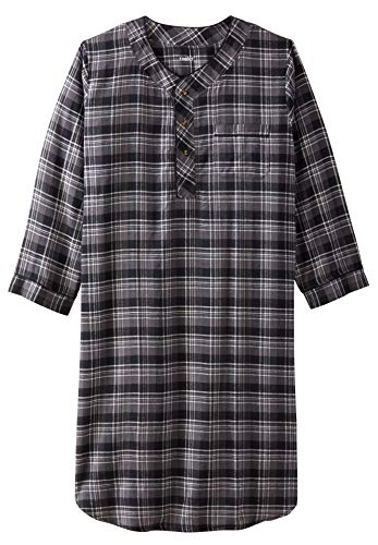 Tootless-Men Relaxed-Fit Cotton Md-Long Dashiki Print Button Dress Shirt