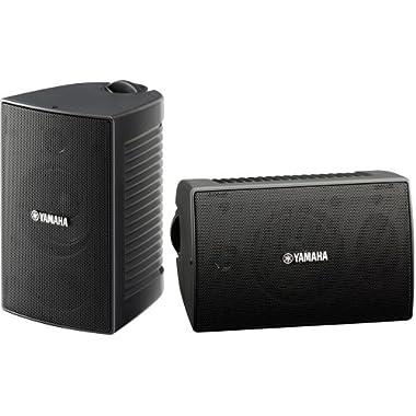 Yamaha NS-AW194BL Indoor/Outdoor 2-Way Speakers Black