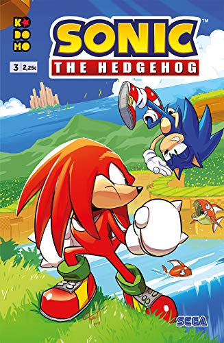 Sonic The Hedgehog núm. 03