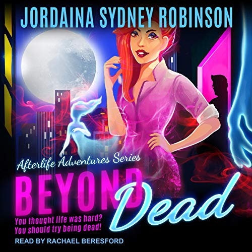 Beyond Dead audiobook cover art