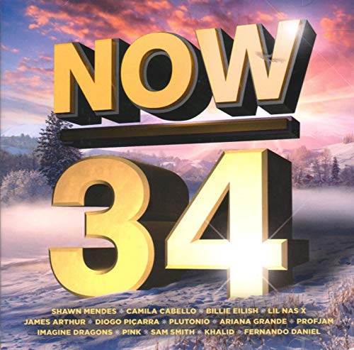 Now 34 [2CD] 2019