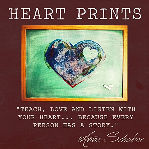 Heart Prints audiobook cover art