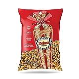 Popcornopolis Gourmet Popcorn Snack Bag, Pack of 20 Zebra Popcorn 3 Ounce Bags