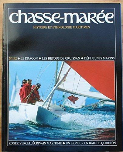CHASSE MAREE [No 142] du 01 05 2001 - TRAQUER LA DAURADE EN BAIE DE QUIBERON - GRUISSAN - PECHEURS ET BARQUES DU PAYS NARBONNAIS PAR VIGNE - ROGER VERCEL - ECRIVAIN MARITIME PAR LEFILLEUL - LE DRAGON UN GRAND CLASSIQUE INDEMODABLE PAR JAFFRY - QUEL AVENIR POUR LE DEFI JEUNES MARINS