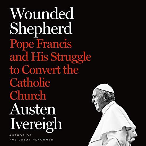 Wounded Shepherd audiobook cover art