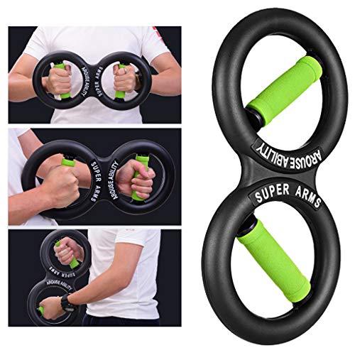Best Prices! Twister bar Exercise Equipment Multifunction Forearm Strength Non-Slip Hand Gripper Str...