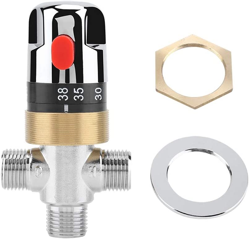 G1 New product 2in Bathtub Thermostatic Ranking TOP19 Mixing Temperature Valve Water Pipe