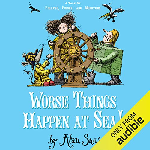 The Ratbridge Chronicles: Worse Things Happen at Sea audiobook cover art
