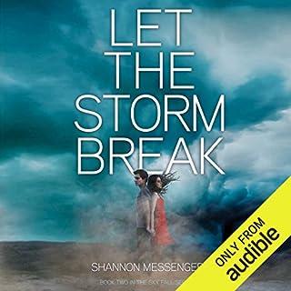 Let the Storm Break audiobook cover art