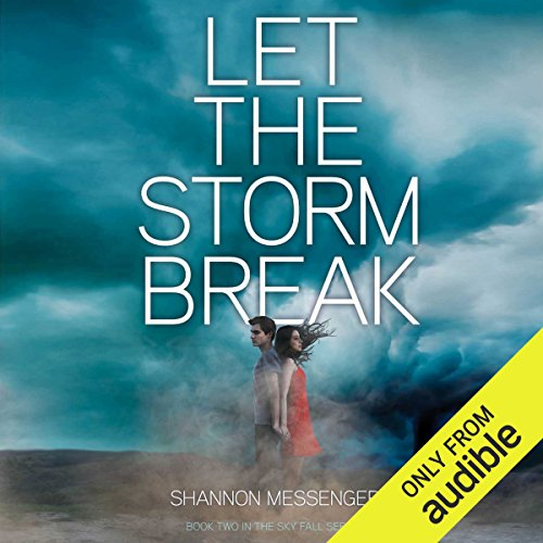 Let the Storm Break audiobook cover art