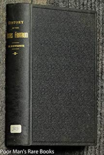 A History of the Rise, Progress, and Present Condition of the Moravian Seminary for Young Ladies, At Bethlehem, PA. With a Catalogue of Its Pupils. 1785-1858