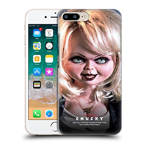 Head Case Designs Officially Licensed by Bride of Chucky Tiffany Doll Key Art Hard Back Case Compatible with Apple iPhone 7 Plus/iPhone 8 Plus