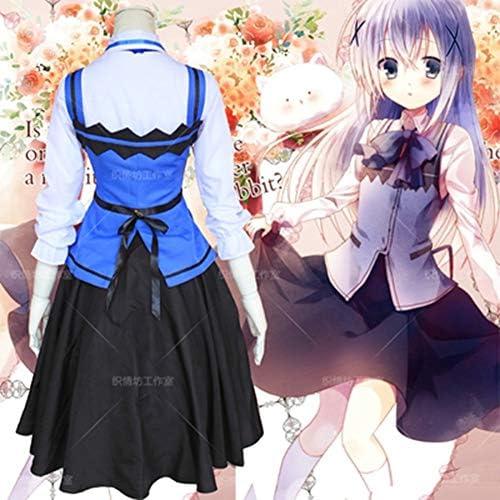 Chino kafuu cosplay _image3