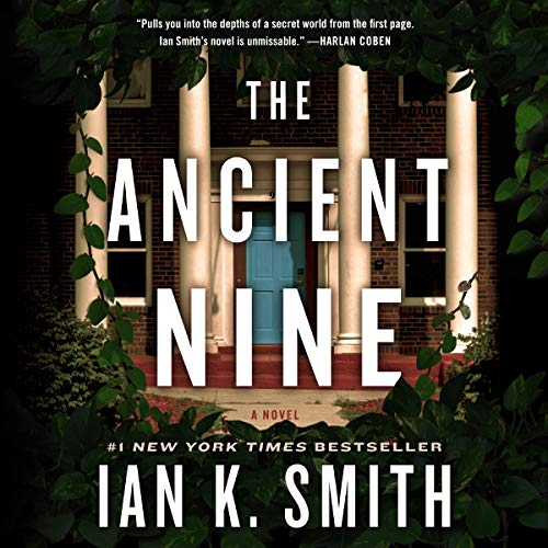 The Ancient Nine audiobook cover art