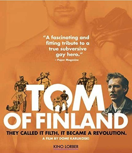 Tom of Finland [Blu-ray]