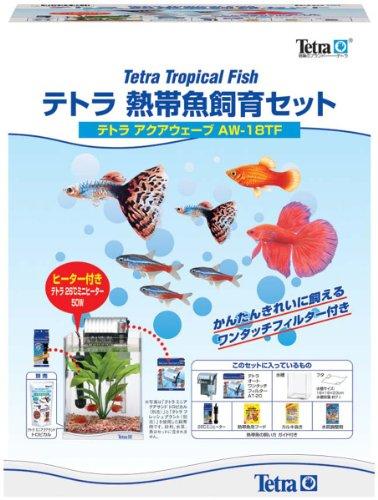 テトラ (Tetra) 熱帯魚飼育セット AW-18TF