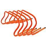 Agility Training Hurdles, 5-Pack...