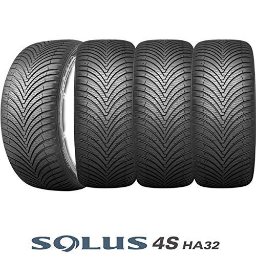 クムホSOLUS〈ソルウス〉 4S HA32|195/65R15 91H |オールシーズンタイヤ|4本セット