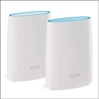 Netgear Orbi High-Performance AC3000 Tri-Band WiFi System (RBK50-100NAS)