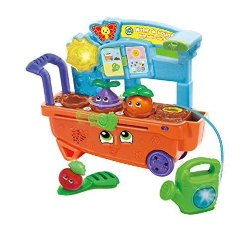 LeapFrog 605003 Water & Grow Interactive and Educational Toy Water and Grow Garden Learning, Multi-Colour, One Size