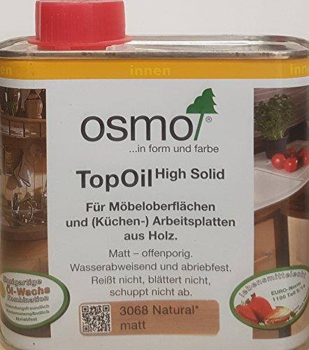 Osmo-TopOil 3068 Natural 0,500 L