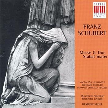 Schubert: Messe No. 2 / Stabat Mater F-Moll